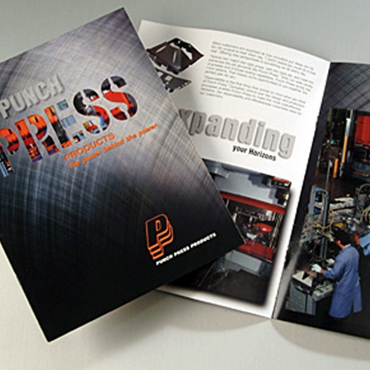 graphic-design-brochures-punch press