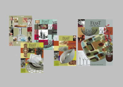 graphic-design-direct mail-feast
